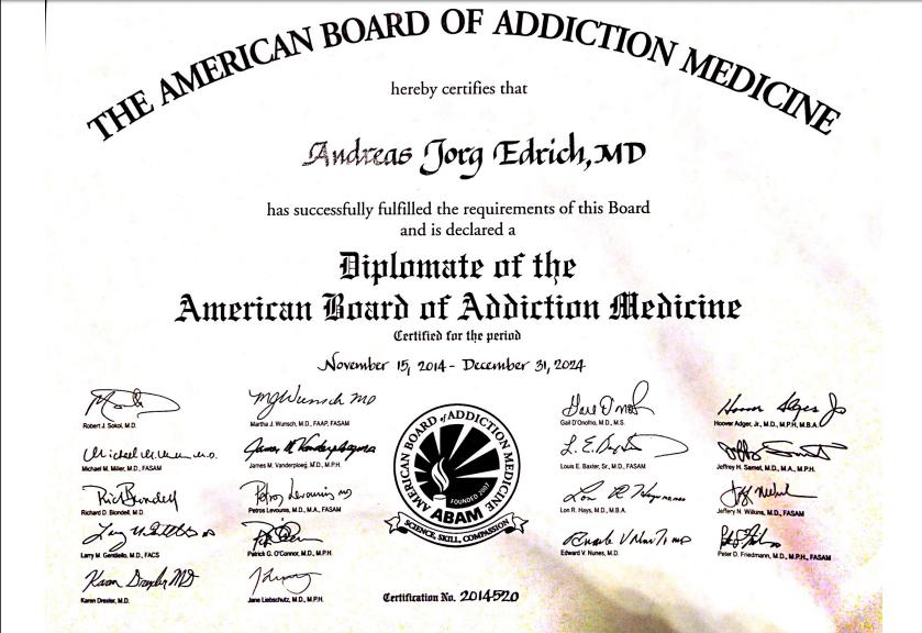 Home Heritage Hills Family Addiction Medicine